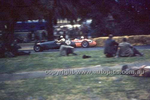 Albert Park 1956 - Photographer Peter D'Abbs - Code 56-AP-043
