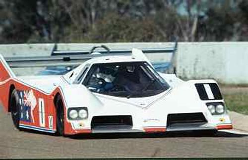 85404 - B. Romano - Romano Cosworth - Oran Park 1985