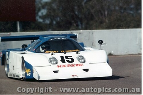85403 - Terry Hook - Lola T610 - Oran Park 1985