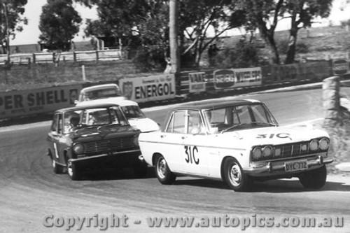 67730 - Carl Kennedy / Jack Murray Prince Skyline - Bathurst 1967