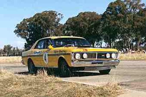72034 - Norm Beechey Ford Falcon GTHO - Winton 1972