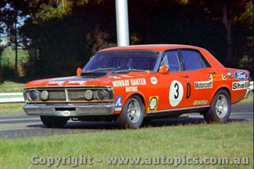 72038 - Murray Carter Ford Falcon GTHO - Sandown 1972
