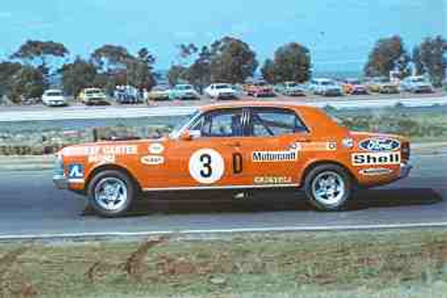 72039 - Murray Carter Ford Falcon GTHO - Calder 1972