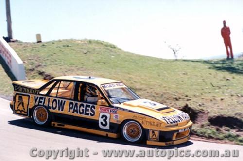 88709 - McLeod / Keogh Holden Commodore VL - Bathurst 1988