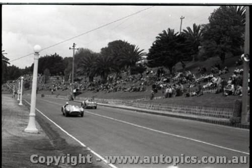 Geelong Sprints 28th August 1960 - Photographer Peter D'Abbs - Code G28860-32