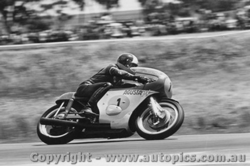 71301 - G. Agostini  500 MV Agusta - Calder 1971