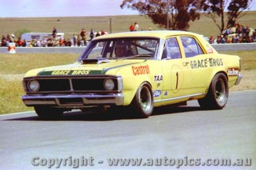 72041 - Ian  Pete  Geoghegan - Super Falcon - Calder 1972