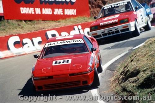 89717 - Willmington / Watkinson - Toyota Supra Turbo - Bathurst 1989