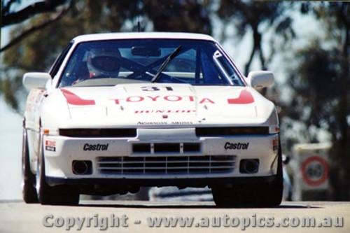 89718 - Smith / Price - Toyota Supra Turbo - Bathurst 1989