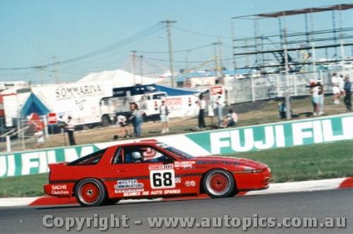 89716 - Willmington / Watkinson - Toyota Supra Turbo - Bathurst 1989