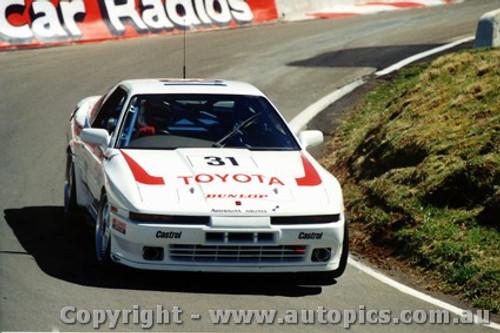89719 - Smith / Price - Toyota Supra Turbo - Bathurst 1989