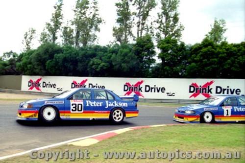 94006 - A. Jones and G. Seton - Ford Falcon EB - Sandown 1994