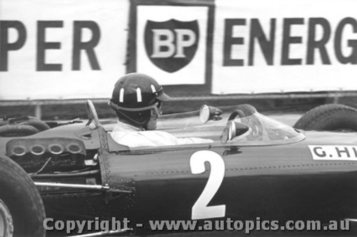 66522 - Graham Hill BRM - Sandown 1966