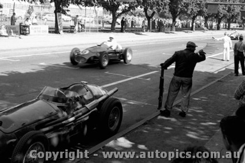 56501 - Kevin Neal Maserati A6GCM - Australian Grand Prix, Albert Park 1956
