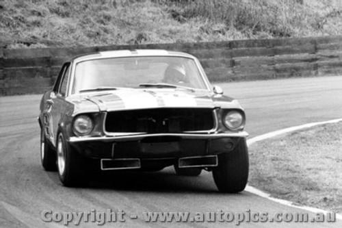 68058 - Fred Gibson Mustang - Catalina Park Katoomba 1968