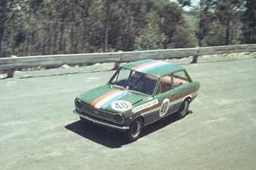 68169 - Bill Evans Datsun 1100 - Lakeland Hillclimb December 1968