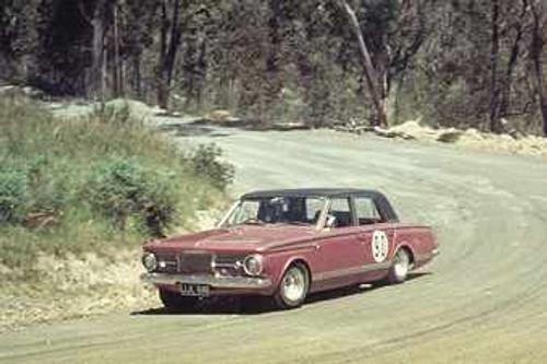 68162 - Tony Vita - Valiant - Lakeland Hillclimb December 1968