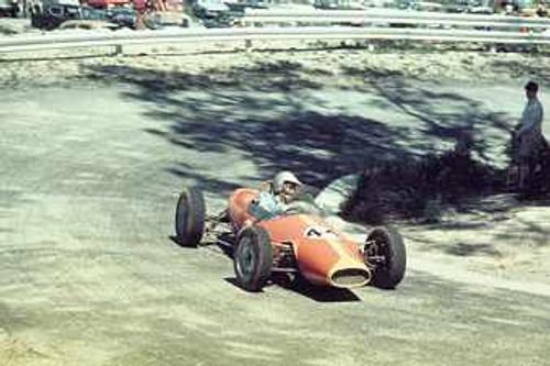 68163 - Don Ashton  Elfin Catalina - Lakeland Hillclimb December 1968