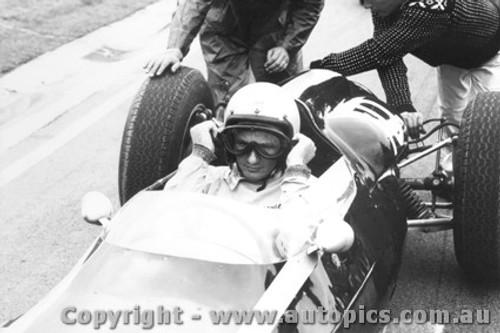 63505 - Bruce McLaren - Cooper -  Sandown 1963