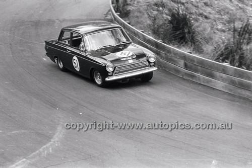 Bo Seton, Cortina GTCatalina Park Katoomba - 8th November 1964 - Code 64-C81164- 64