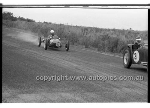 #40 N. Miller, H.N.M. - Phillip Island - 27th October 1957 - Code 57-PD-P271057-043