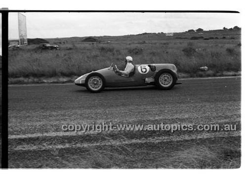C. Tadgell Porsche Special - Phillip Island - 22nd April 1957 - Code 57-PD-P22457-018