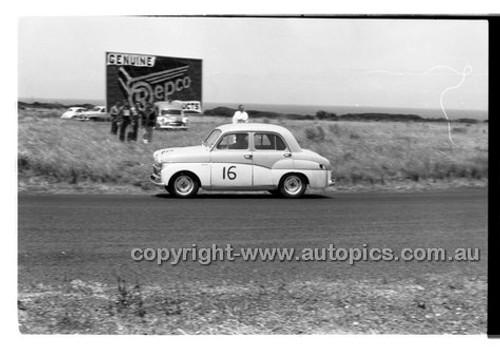 E. Abbott, Standard 10 - Phillip Island - 26th December 1957 - Code 57-PD-P261257-121
