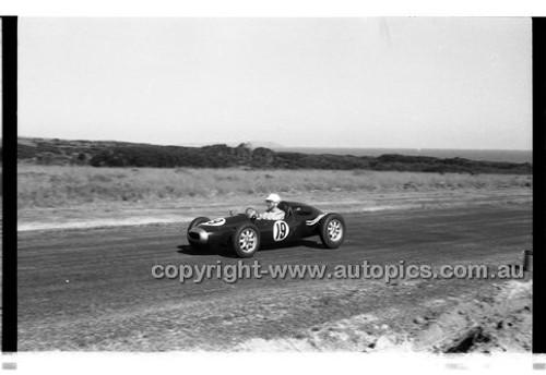 John Roxburgh, Cooper Climax - Phillip Island - 26th December 1958 - 58-PD-PI261258-005