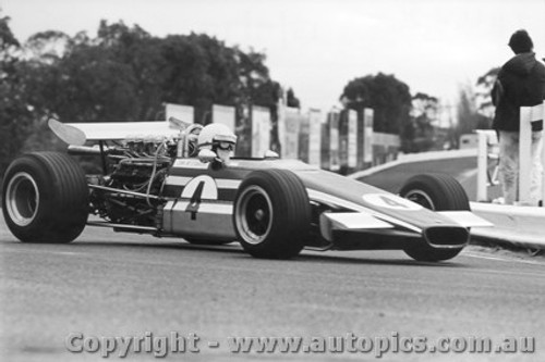 70535 - J. McCormack - Elfin 600c - Sandown 1970