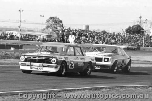 75015 - R. Harrop EH Holden / P. Geoghegan Holden Monaro - Calder 1975