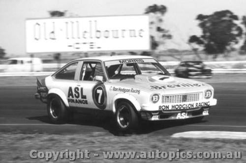79015 - Bob Morris Holden A9X - Calder 1979