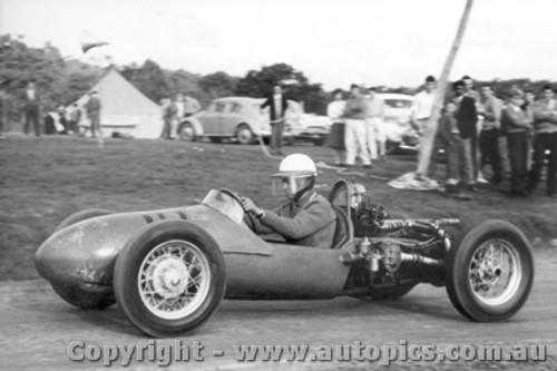 60101 -  A. Staton - BRM  500  - Rob Roy Hill Climb 1960