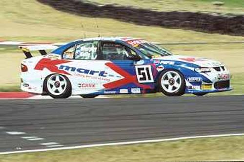 202033 - T. Kelly / G. Murphy - Holden Commadore VX -  Bathurst 2002
