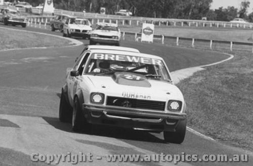 79018 - M. Brewer - Holden Torana A9X - Sandown 1979
