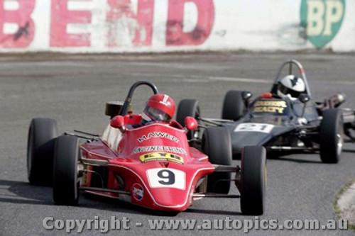 83511 -  B. Connolly Galloway / W. Rooklyn Mawer Formula Ford - Oran Park 1983