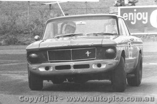 68065 - B. Lawler Ford Falcon V8  - Bathurst April 1968