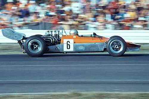 72643 - C. Hyams Lola T192  - Calder 1972