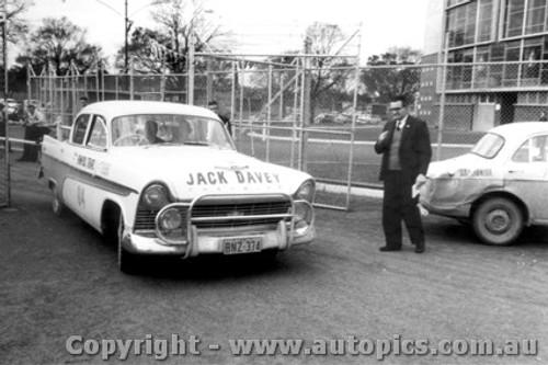 58701 - Jack Davey Chysler Royal - Ampol Trial 1958
