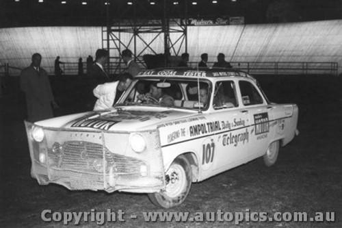 58702 - McKay / Cooke / Tester - Zephyr - Ampol Trial 1958