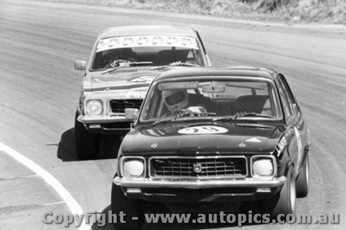 73046 - Jim Hunter Holden Torana XU1  Don Holland Holden Toeana XU1 - Amaroo Park 1973