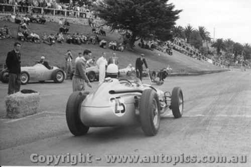 59508 - J. Sawyer - Maybach - Geelong Speed Trials 1959