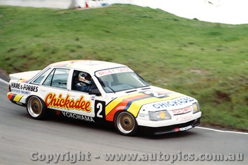 86743  -  G. Bailey / A. Grice  -  Bathurst 1986 - 1st Outright - Commodore VK