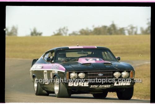 Brian Callaghan, Falcon XB - Oran Park 6th July 1980  - Code - 80-OPC6780-011