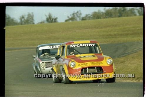 Chris McCarthy, Anglia - Oran Park 6th July 1980  - Code - 80-OPC6780-018