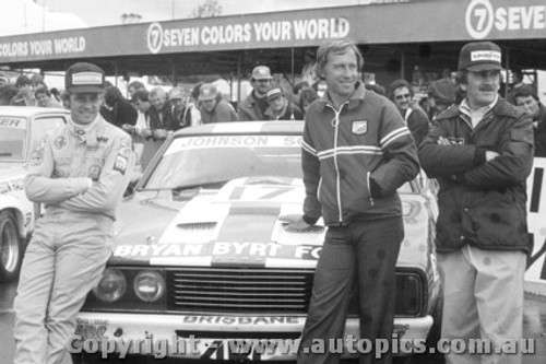78747  -  Johnson / Schuppan  - Ford  Falcon XC GT -  Bathurst  1978