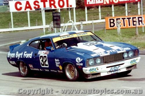 78744  -  J. French / W. Brown  - Ford  Falcon XC GT -  Bathurst  1978