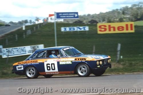 78749  -  P. Brown / G. Ritter Alfa Romeo -  Bathurst  1978