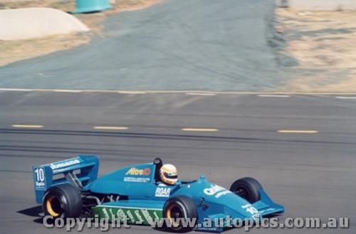 91502 - M. Larkham  Formula Holden - Eastern Creek 1991