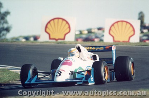92503 - M. Larkham  Formula Holden - Eastern Creek 1992