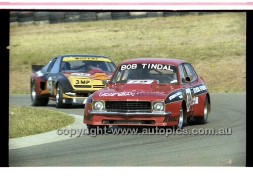 Bob Tindal, Torana V8 - Oran Park 26th March 1980 - Code - 80-OPC26380-020